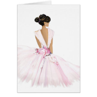 Black Beauty Queen Card