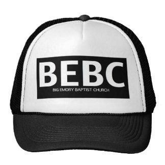Black BEBC Bold Logo Cap