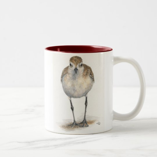 Black-bellied Plover Coffee Mug