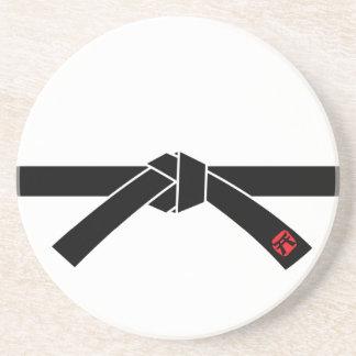 Black Belt, Martial Arts 黒帯, 武道 Coaster