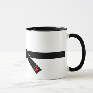 Black Belt, Martial Arts 黒帯, 武道 Mug