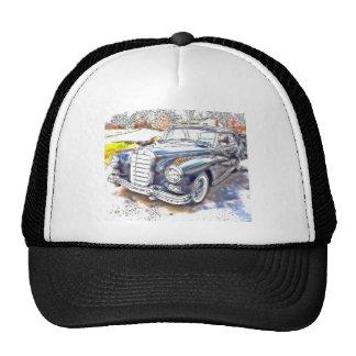 Black Benz Hats