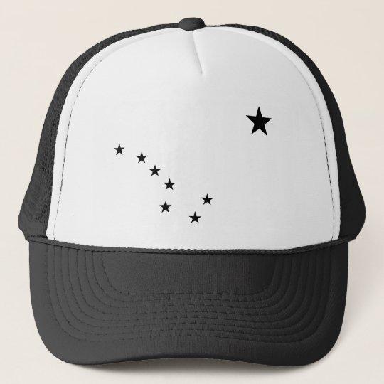 Black Big Dipper Trucker Hat