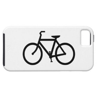 Black Bike Route iPhone 5 Covers