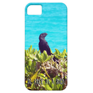 Black Bird iPhone 5 Case