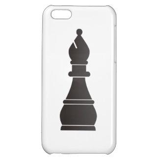 Black bishop chess piece iPhone 5C case