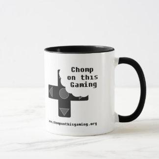 Black Bite D-Pad  Coffee Mug