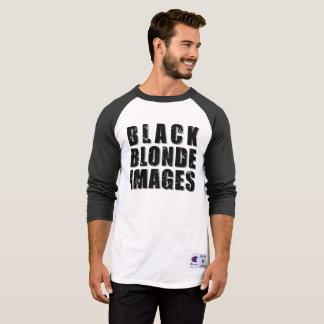 Black Blonde Images T-Shirt
