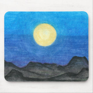 Black Bluffs | Customizable Mouse Pad