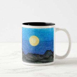 Black Bluffs   Customizable Mug