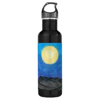 Black Bluffs | Customizable 24oz Water Bottle