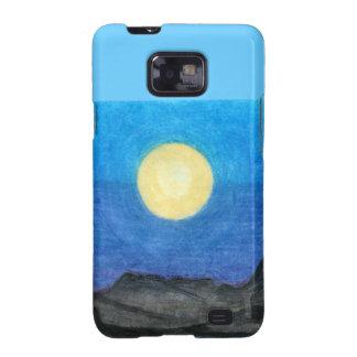 Black Bluffs | Samsung Galaxy | Customizable Samsung Galaxy S2 Cover