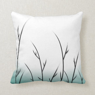 Black branches - pillow