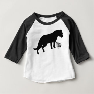 Black Branded Baby T-Shirt