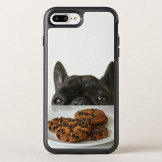 Black Brindle French Bulldog OtterBox Symmetry iPhone 8 Plus/7 Plus Case