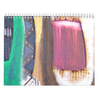 black bruxo full calendars