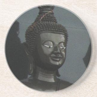 Black Buddha ... Nong Khai, Isaan, Thailand Coaster