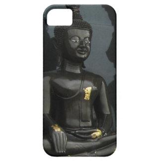 Black Buddha ... Nong Khai, Isaan, Thailand iPhone 5 Case