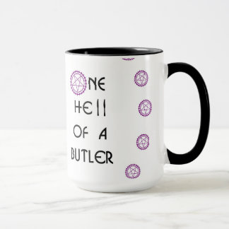 Black Butler Inspired, Mug