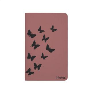 Black butterflies Journal