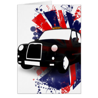 Black Cab Card