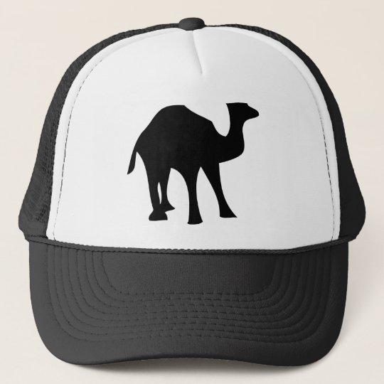 black camel cap