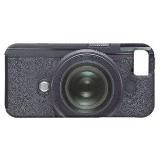 Black camera iPhone 5 cover