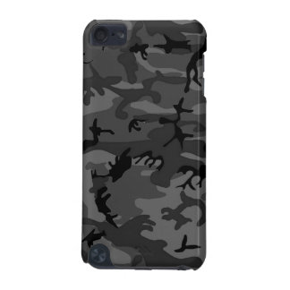 Black Camo Pattern iPod Touch 5G Cases