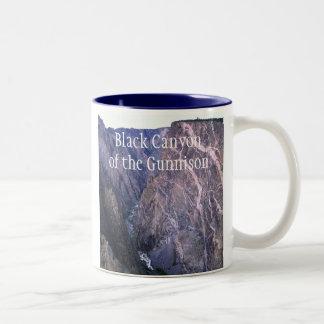 Black Canyon of the Gunnison Mug Coffee Mugs
