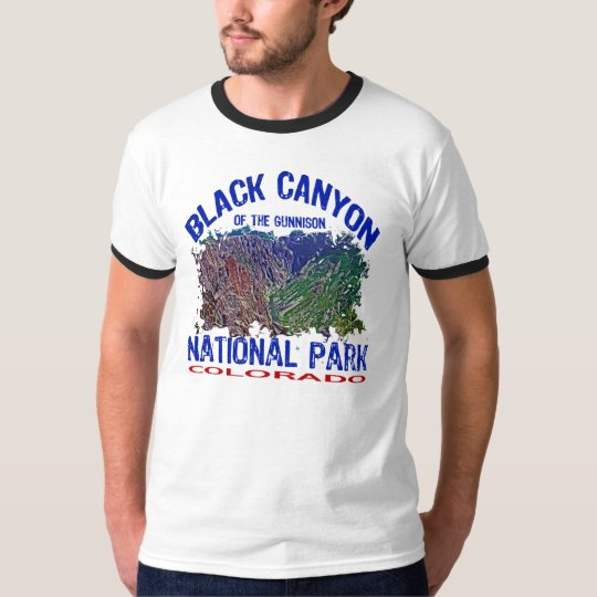 Black Canyon of the Gunnison National Park T-Shirt