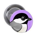 Black-capped Chickadee Pin