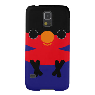 Black-capped Lory Galaxy Nexus Cases