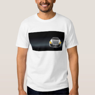 Black car t shirt