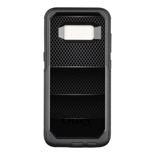 Black Carbon Mesh - OtterBox Commuter Samsung Galaxy
