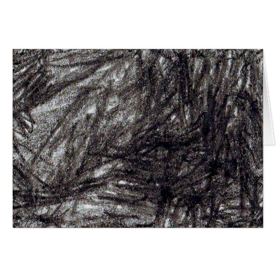 black. card