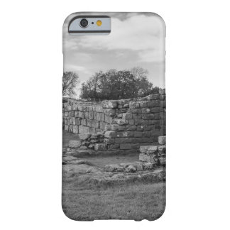 Black Carts Turret on Hadrian's Wall Barely There iPhone 6 Case