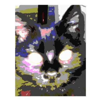 Black Cat 21.5 Cm X 28 Cm Flyer