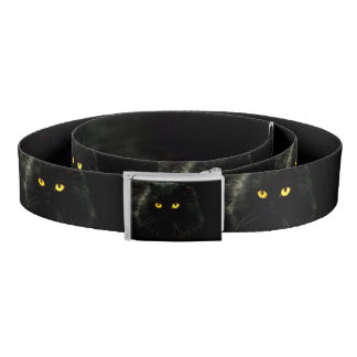 Black Cat Belt
