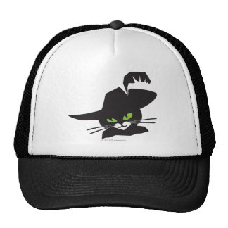 Black Cat Cap