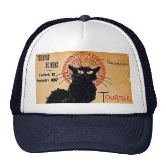 Black Cat Cap