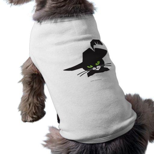 Black Cat Dog Clothes