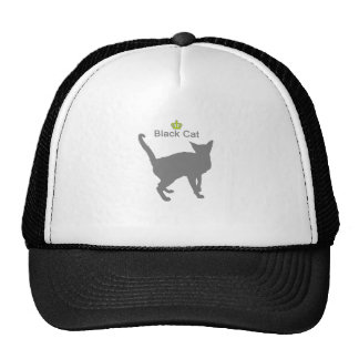 Black Cat g5 Hats