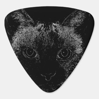 Black Cat Guitar Pick