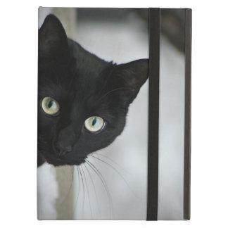 Black Cat iPad Air Case