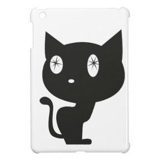 Black cat iPad mini covers