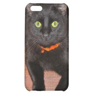 Black Cat iPhone 4 Case