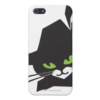 Black Cat iPhone 5/5S Case