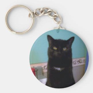 Black Cat Key Chains
