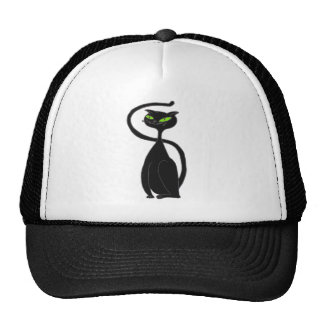 Black Cat KwazyKatz png Mesh Hats