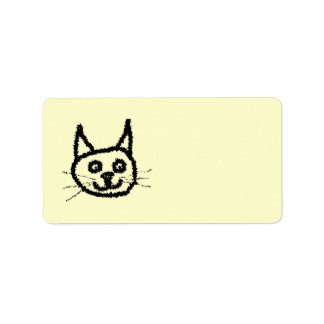 Black Cat Label